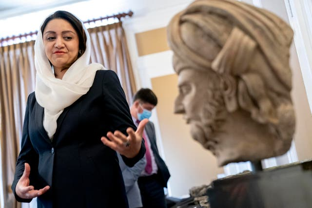 Afghanistan Relics Return