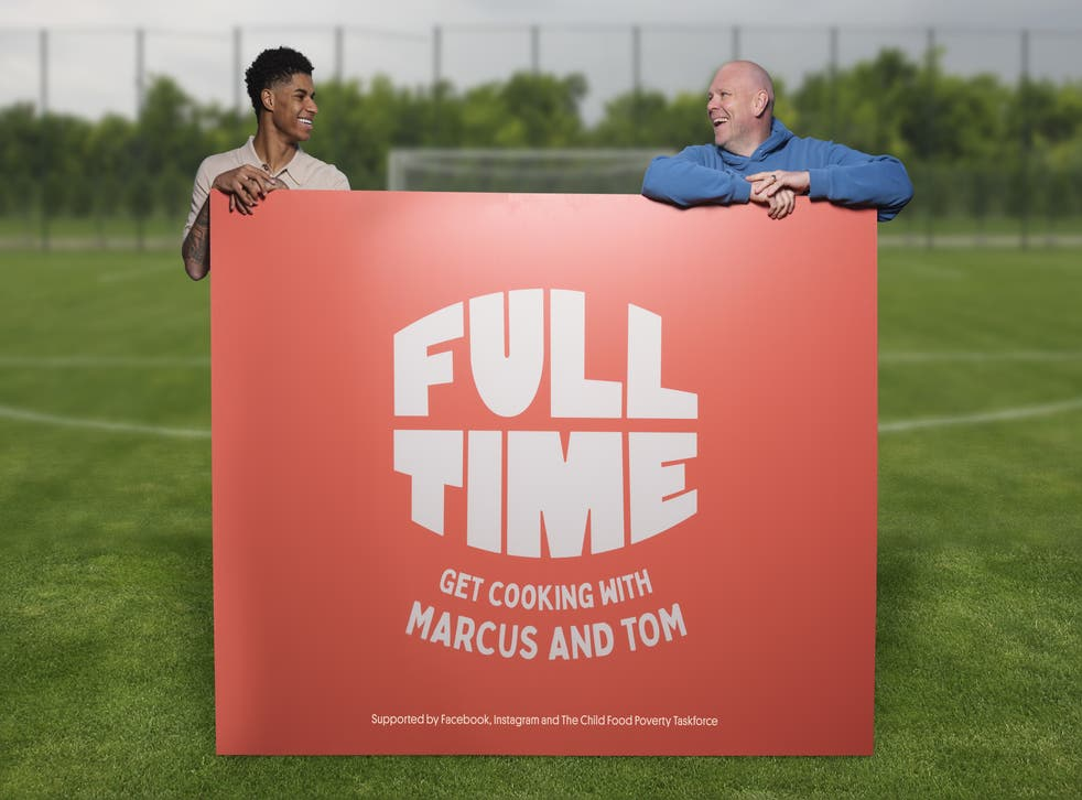 Full Time: Get Cooking With Marcus and Tom