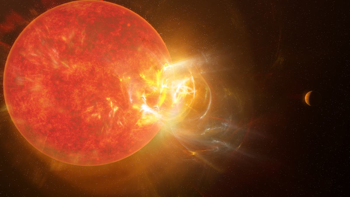 Scientists see 'extreme' flare coming from our closest solar system - The Independent