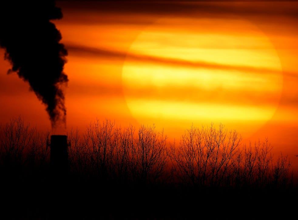 <p>US president Joe Biden to announce US greenhouse gas emissions target</p>
