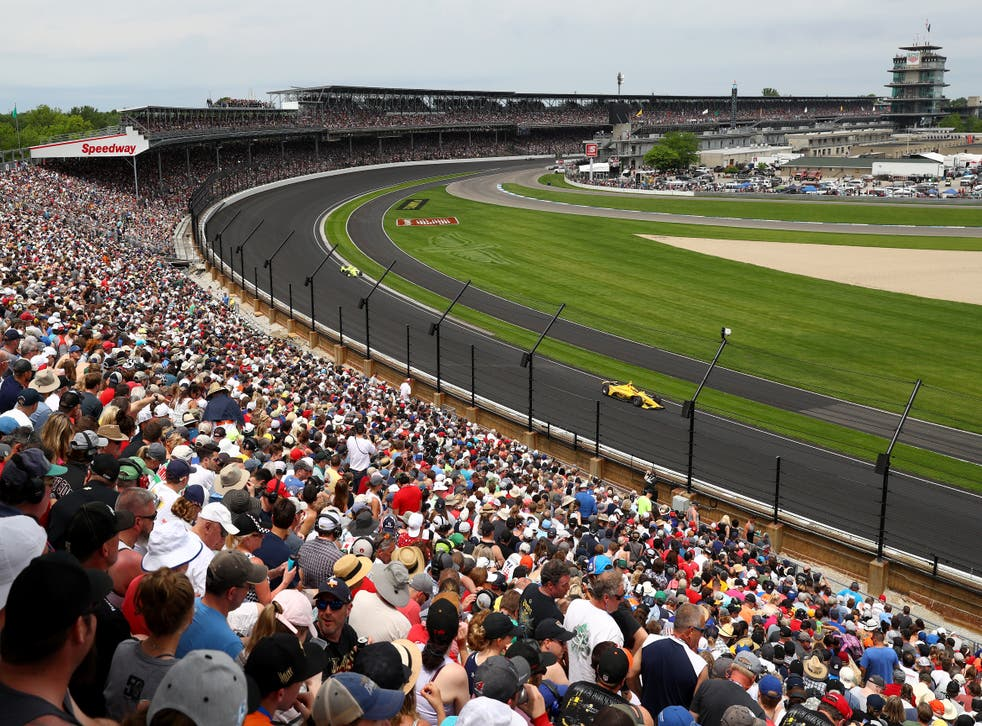 <p>The Indianapolis 500 is one of the most popular sporting events in the world</p>