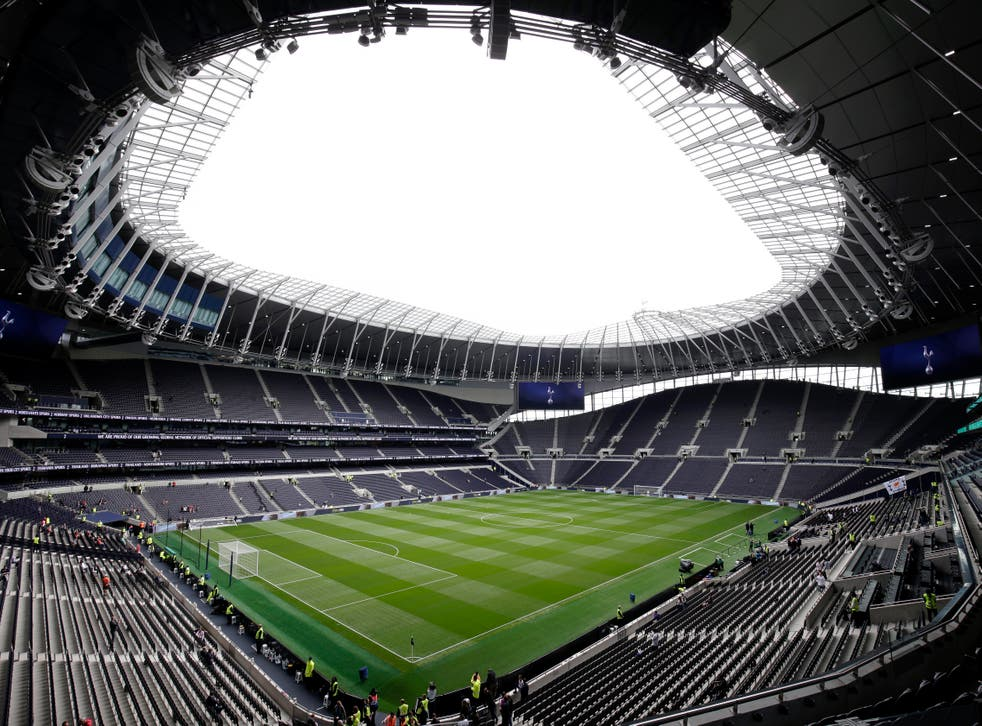 <p>The Tottenham Hotspur Stadium could have been an option for Uefa </p>