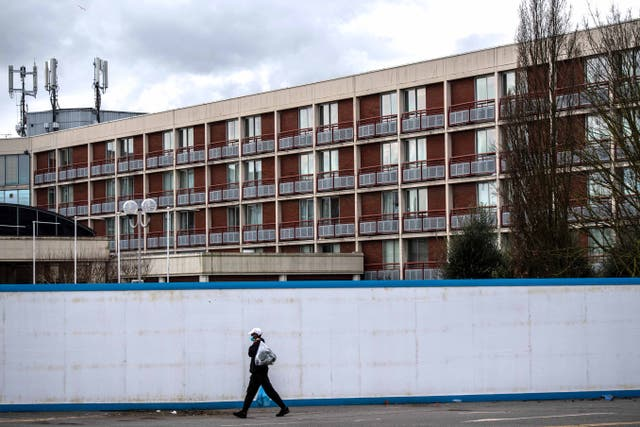 <p>Thousands of people seeking protection have been placed in emergency hotel accommodation over the past year, often for months on end</p>