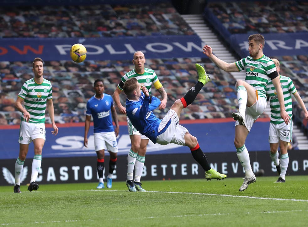 <p>Rangers won the Scottish Premiership title this season for the first time since 2011</p>