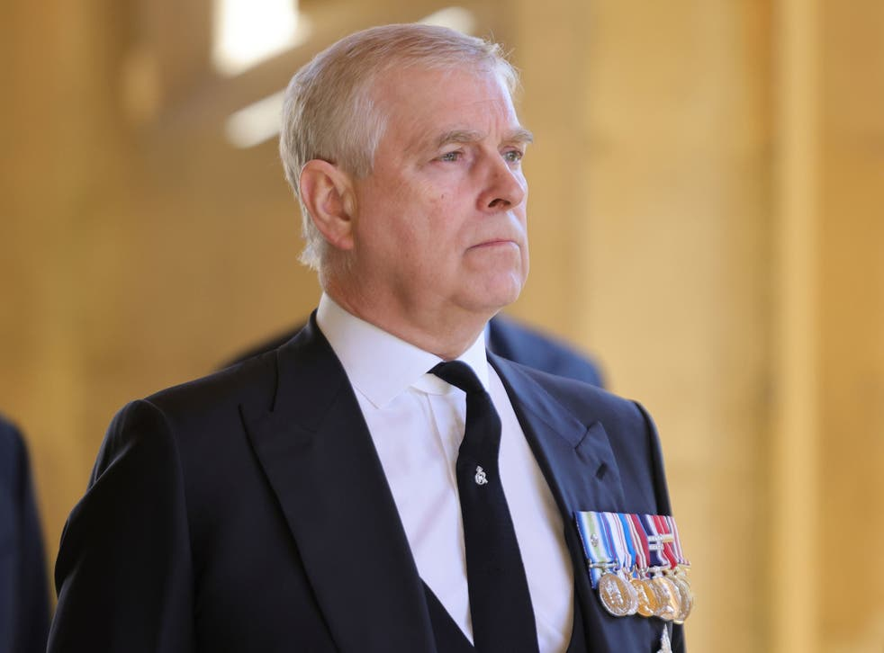 <p>Prince Andrew stepped back from public duties in 2019 following an interview over his ties to billionaire paedophile Jeffrey Epstein</p>