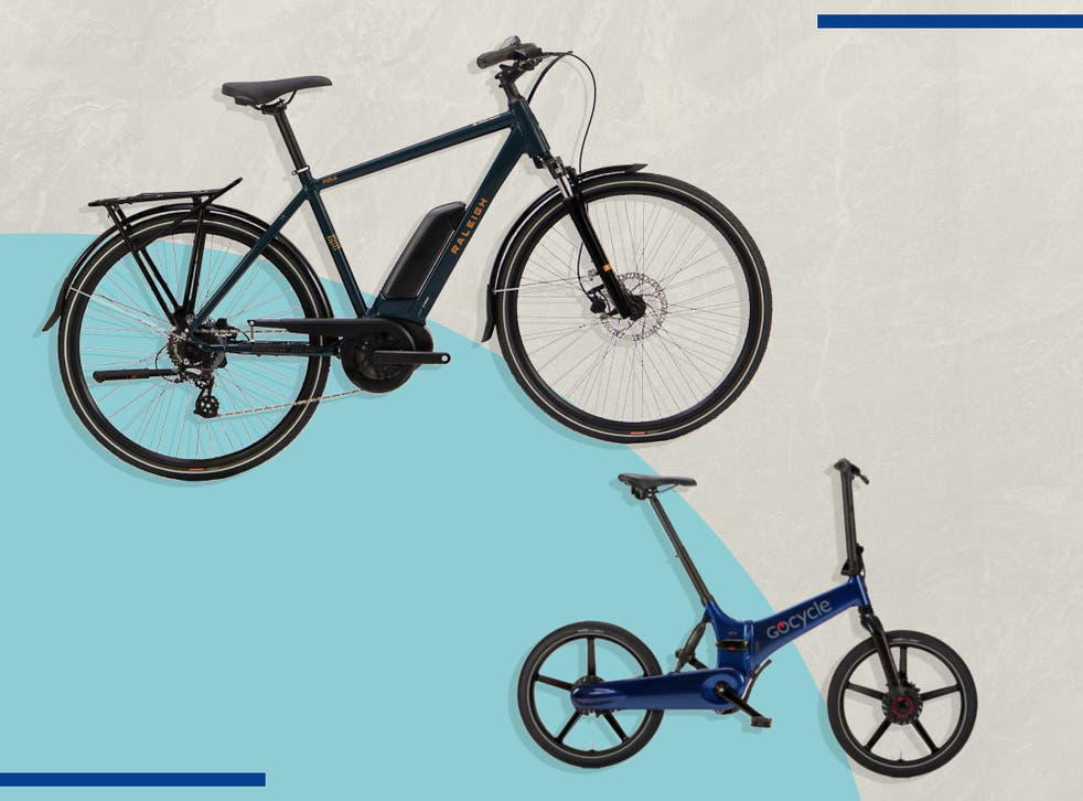 <p>Foldable or solid-frame, there are plenty of e-bike options</p>