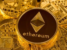 Ethereum price hits new record all-time high amid crypto market 'perfect storm'