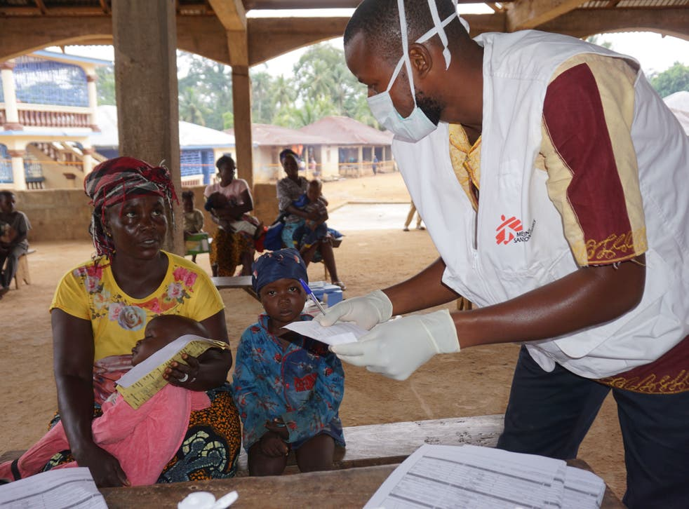 <p>The findings come from an ongoing phase two trial run in West Africa</p>