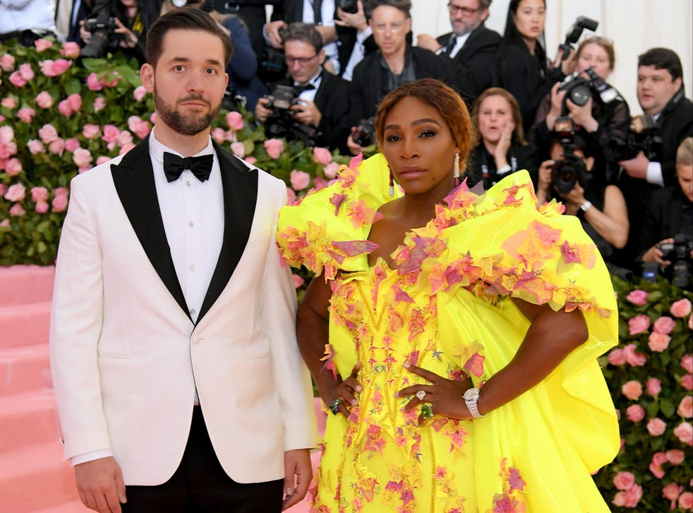 Alexis Ohanian explains why he is perfectly fine being known as Serena Williams' husband