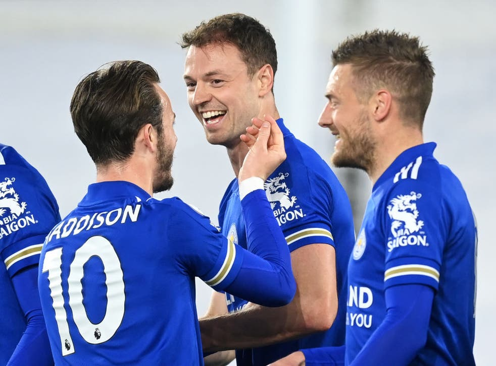<p>Leicester secure their grip on third with a win over West Brom</p>