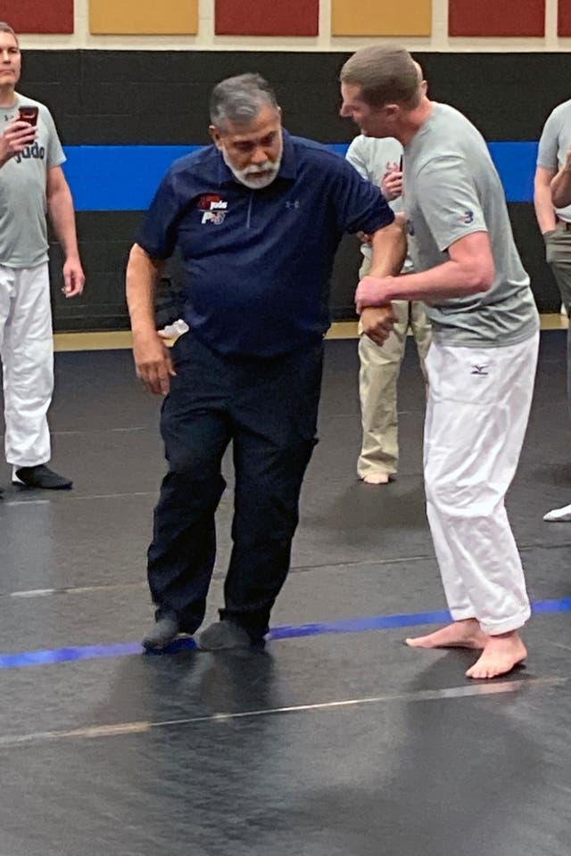 Judo Policing