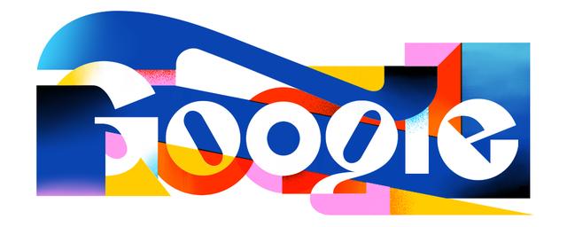 Google doodle celebra la letra ñ en el Día de la Lengua Española