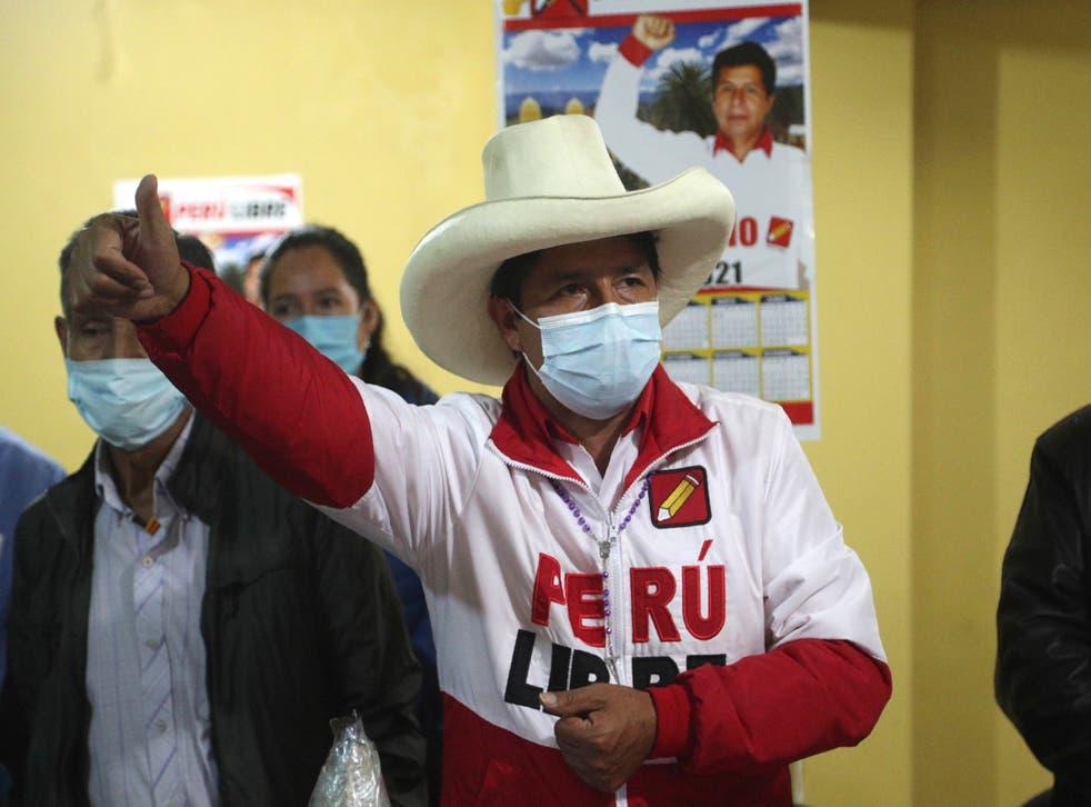 PERU-ELECCIONES-CASTILLO