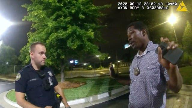 Police Shooting Atlanta