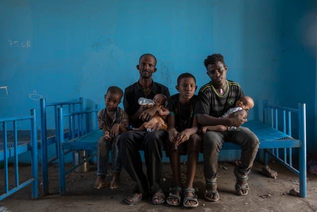 Ethiopia Born Amid Bloodshed