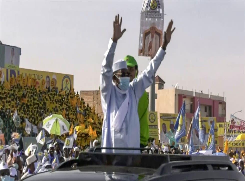 Chad President Killed