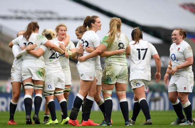 England are primed for the spotlight in the Six Nations final against France