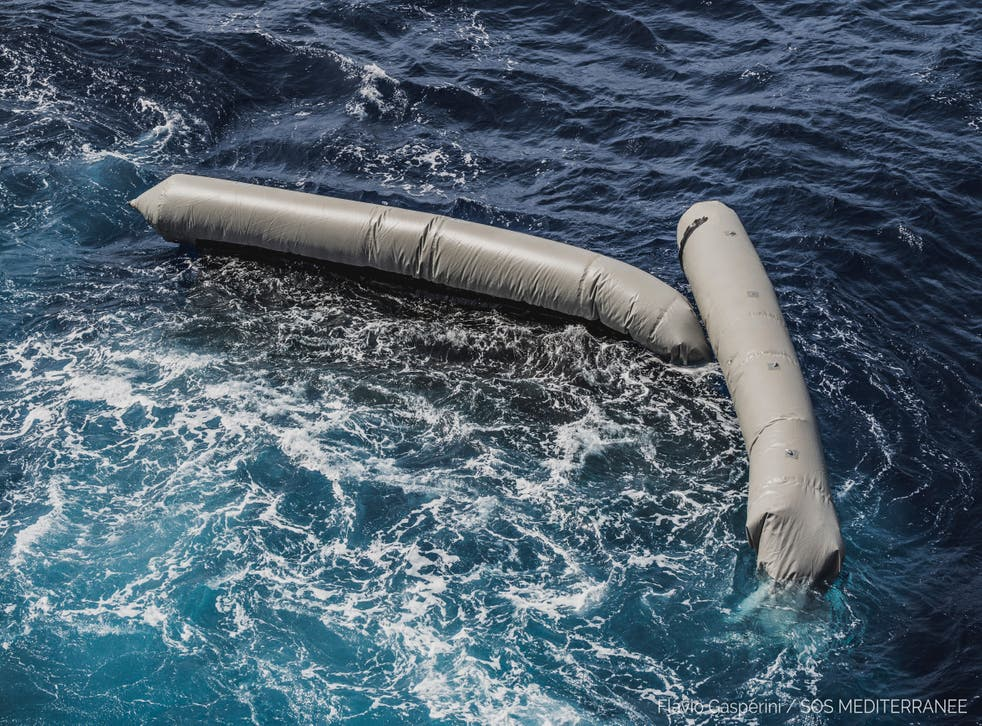 <p>This shipwreck is the latest on the central Mediterranean migration route</p>