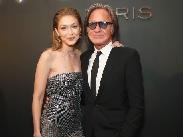 El padre de Gigi Hadid desata un debate después de referirse a ella como autodidacta