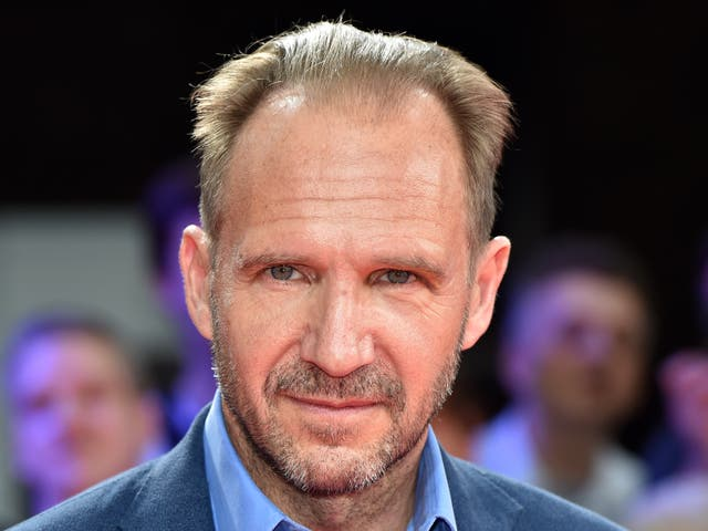 <p>Ralph Fiennes is among the high-profile signatories</p>