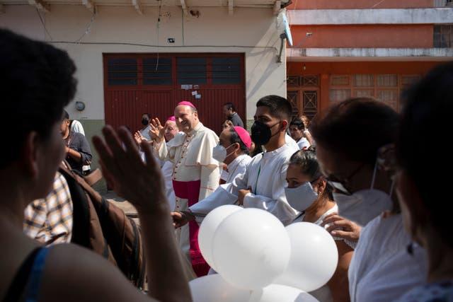 Mexico Violence Vatican