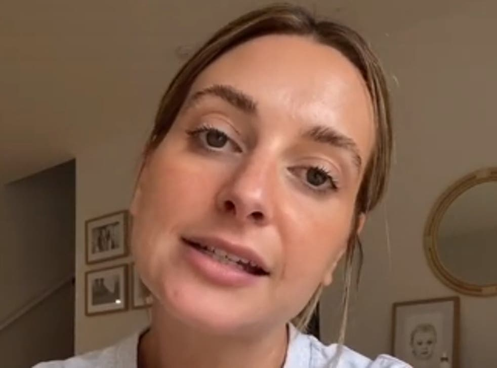 <p>The TikToker explains how she is teaching her daughter about consent.</p>