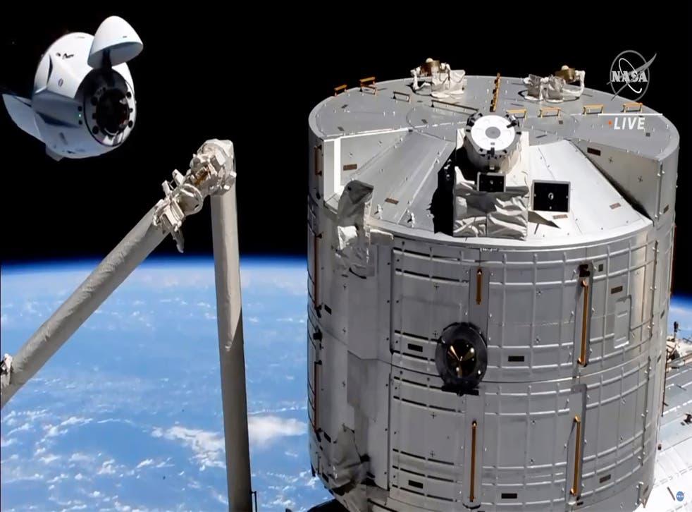 AMN-CIE NASA-SPACEX