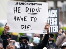 'It's up to us': Ben Crump calls for justice at Andrew Brown's funeral