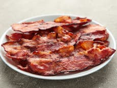 Aldi to launch coffee-infused bacon