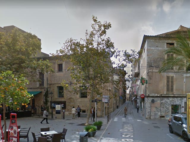 <p>The man has been charged with infecting others in the town of Manacor in Majorca, according to Spanish media</p>