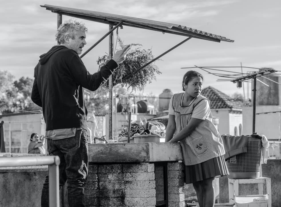 """<p>El papel de Cleo, interpretado por Yalitza Aparicio, estuvo inspirado en Liboria """"Libo"""" Rodríguez, la trabajadora doméstica de la casa donde creció Alfonso Cuarón y a quien le dedicó la multipremiada película.</p>"""