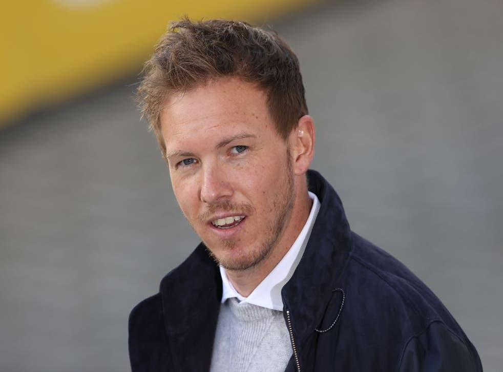 <p>Julian Nagelsmann is one of the most in-demand managers in Europe</p>