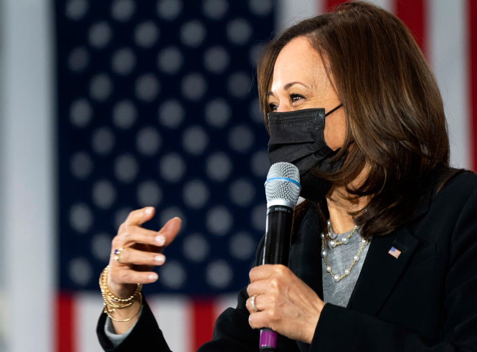 <p>A conservative gripe that a book by Kamala Harris was being distributed at migrant shelters was untrue, a new report says</p>