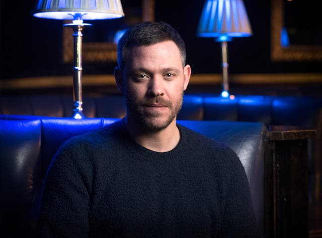 Will Young in 2018