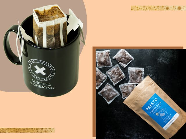 <p>Working just the same as tea bags, all you need to do is boil the kettle</p>