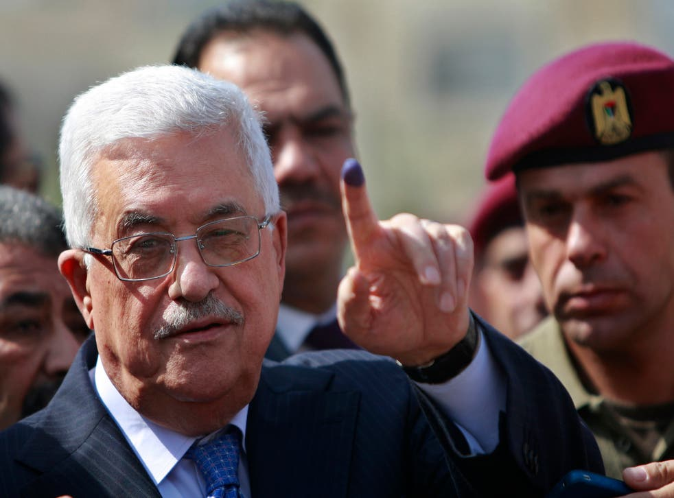 Palestinians Elections