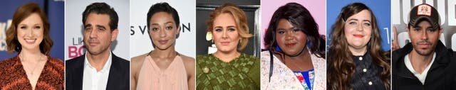 Celebrity Birthday - May 2-8