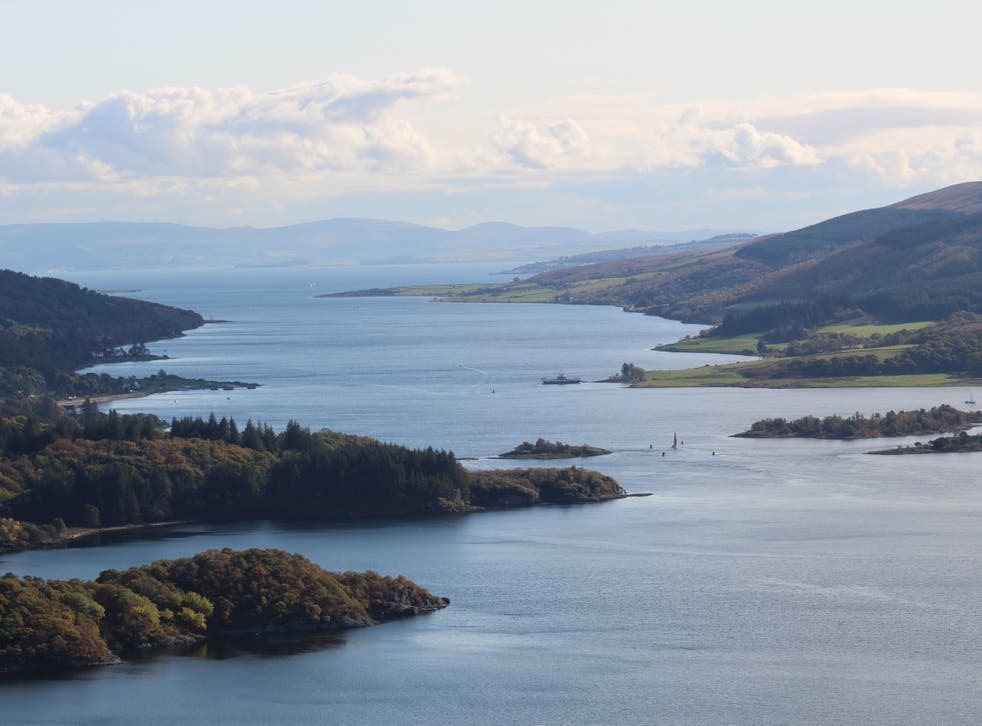 <p>Argyll's Secret Coast</p>