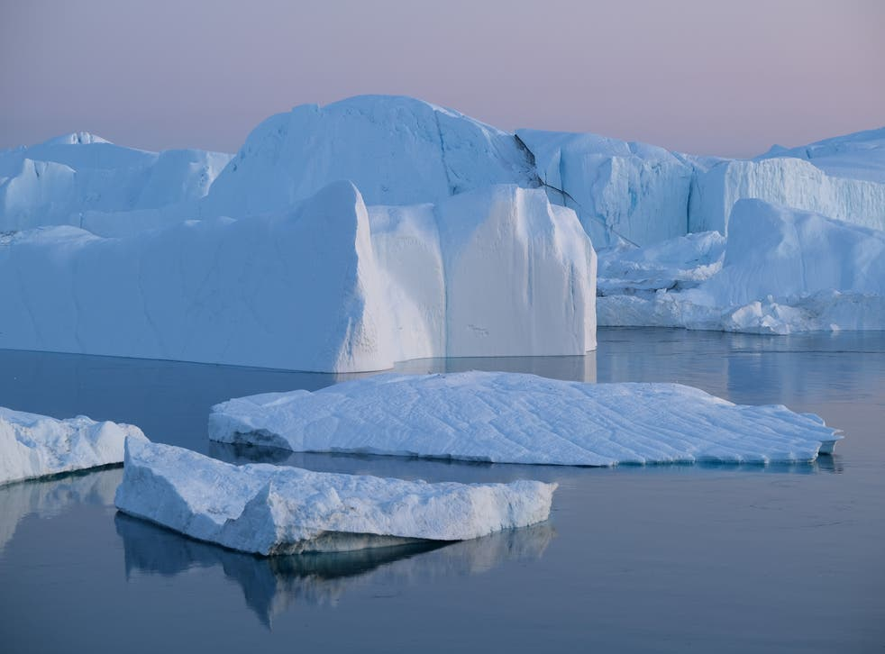 <p>Global warming has caused shifts in the Earth's axis rotation.</p>