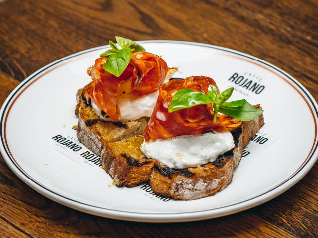 <p>Caffè Rojano's version pairs beautifully with salami and sourdough</p>