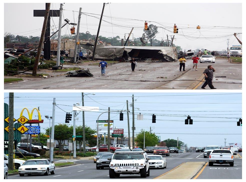 Tornado Outbreak-10 Years Later