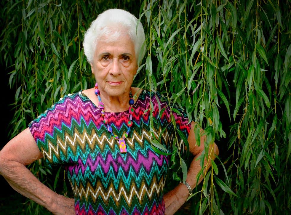 Portrait of a cross mother-in-law