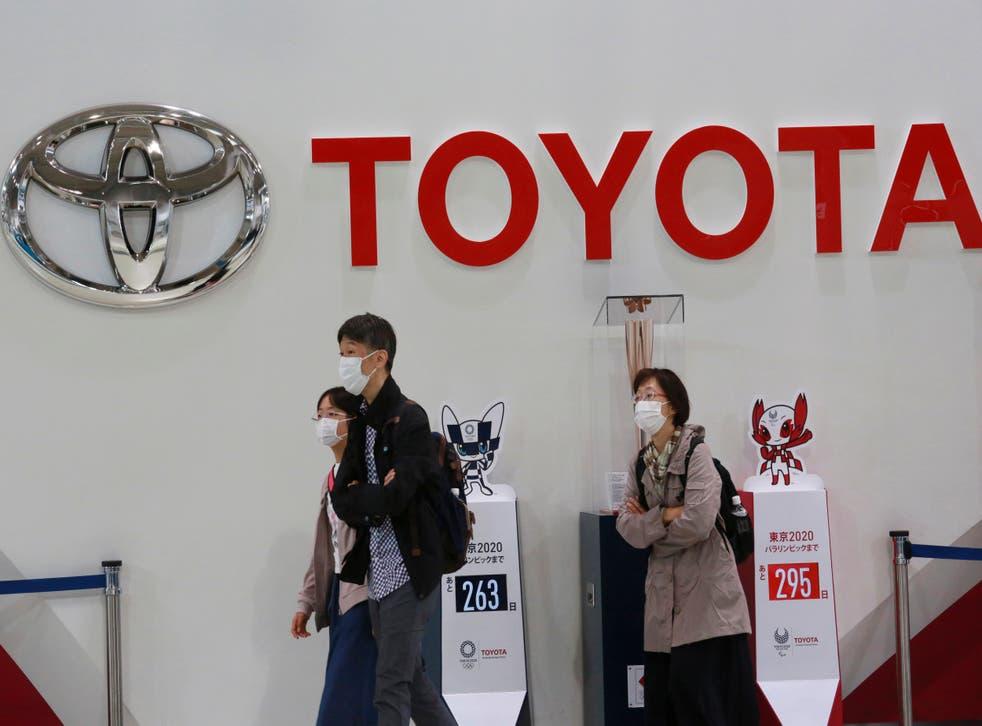 Japan Toyota Lyft