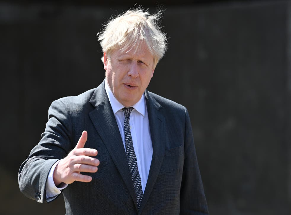 <p>Boris Johnson has faced a number of questions over his conduct recently</p>