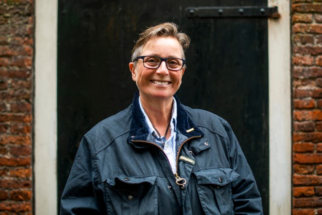 Ex-prison governor Vanessa Frake (Michael Potts/PA)