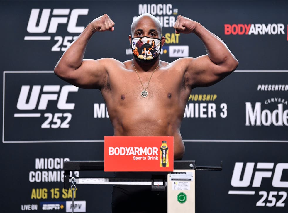 <p>Daniel Cormier retired from MMA following his defeat to Stipe Miocic at UFC 252</p>