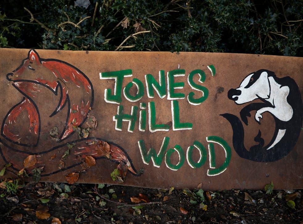 Jones Hill Wood in Great Missenden, Buckinghamshire