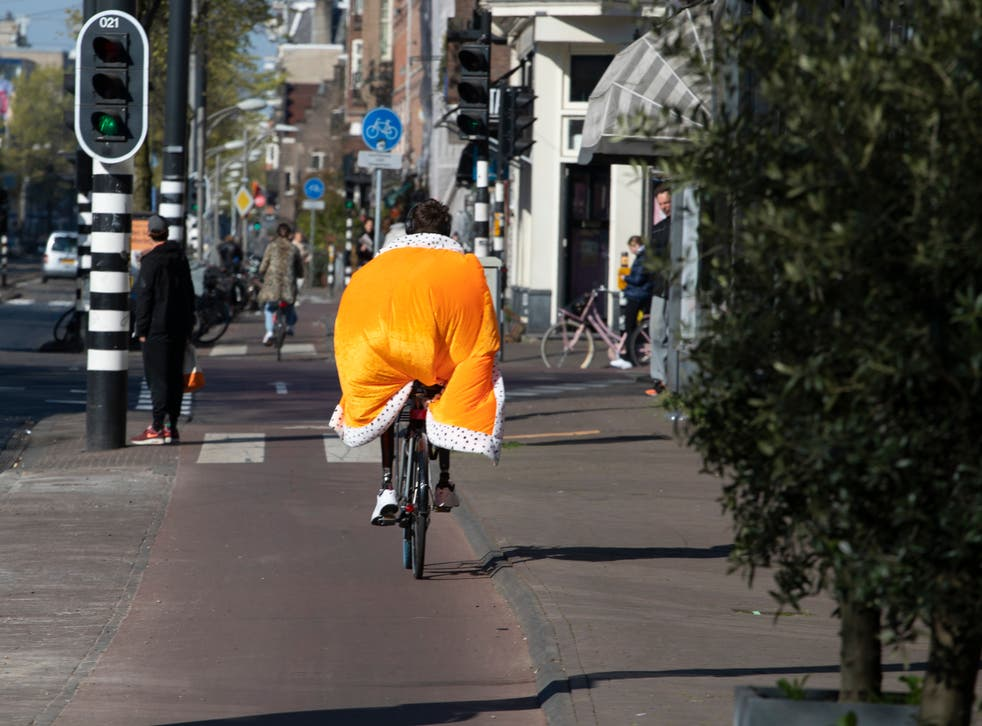 Netherlands King's Day