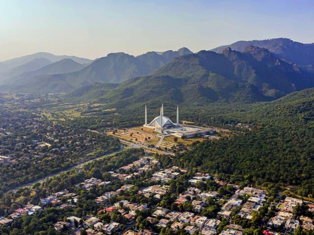 Islamabad is trending