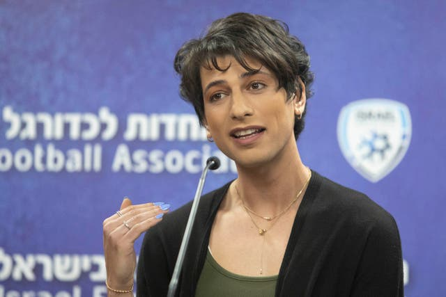 Israel Transgender Referee